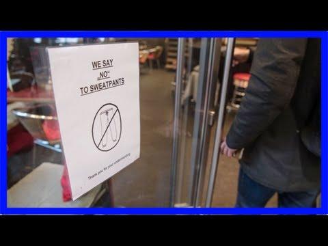 """Café in stuttgart: """"ich will keine jogginghosen-träger diskriminieren"""""""