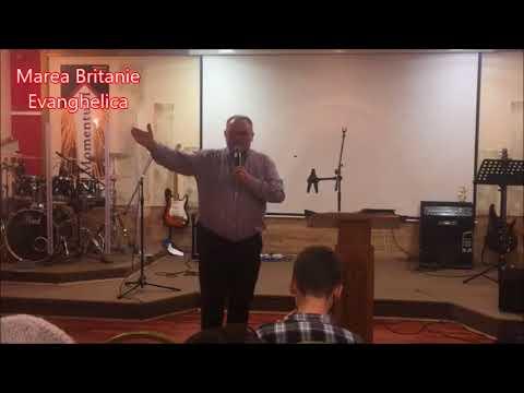 Deschiderea Bisericii Penticostale Victoria Camden Town - pastor Stefan Csadi