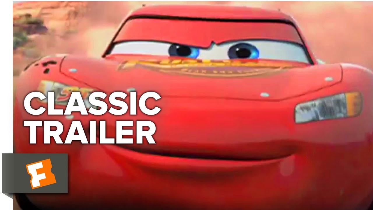 cars 2006 trailer 1 movieclips classic trailers youtube
