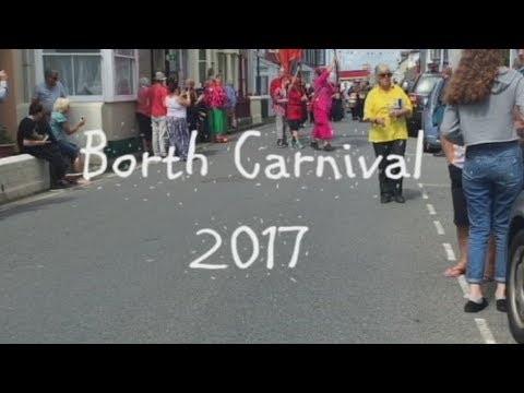 Borth Carnival 2017