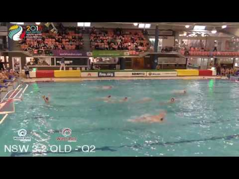2016 Pan Pacific Youth Water Polo Festival: Under 16 Boys' Bronze