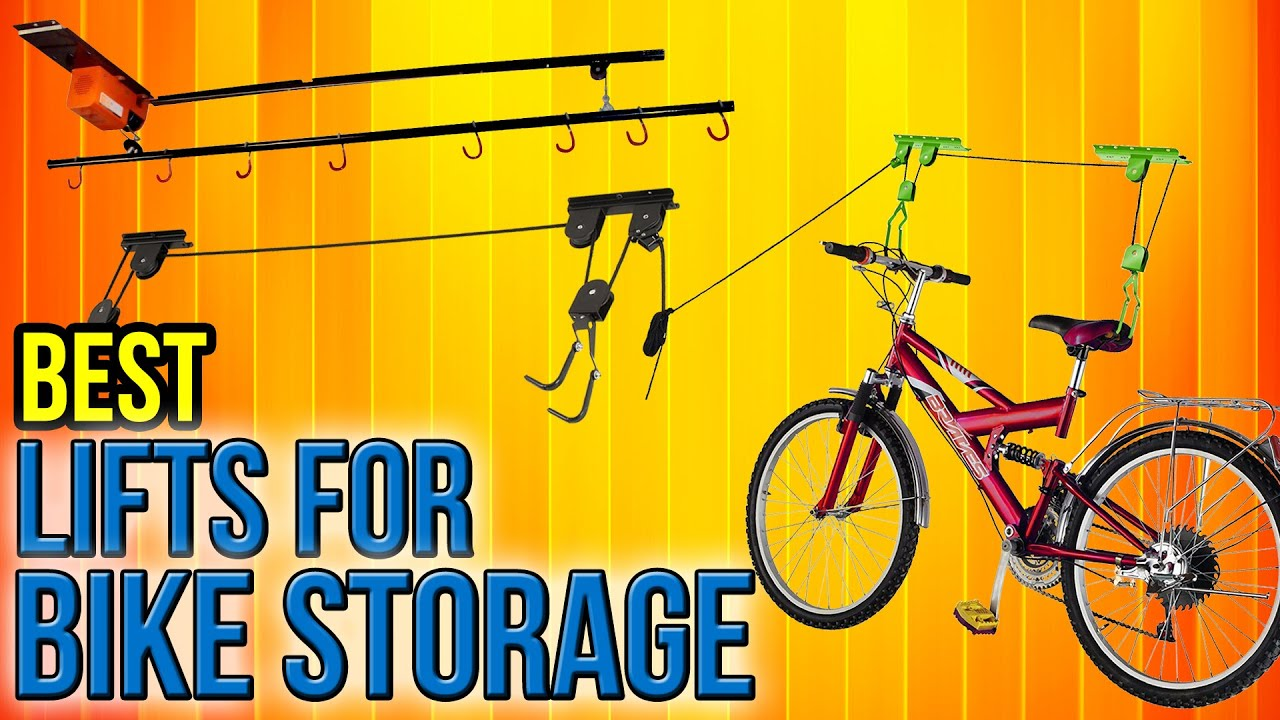 6 Best Lifts For Bike Storage 2017 Youtube