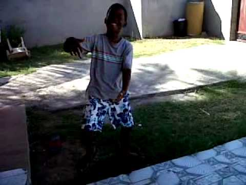 crazy jamaican boy daggering invisible girl - YouTube