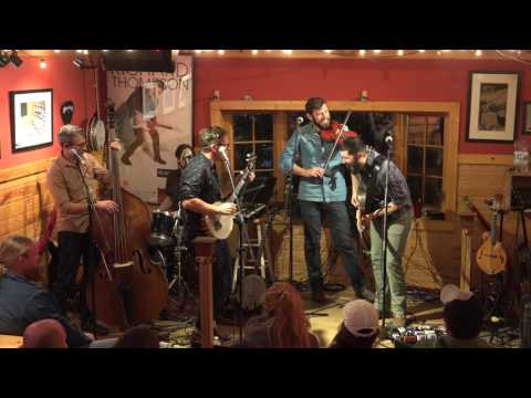 "The Steel Wheels ""Broken Mandolin"" Pine Room Tavern Nashville, IN 2.15.17"