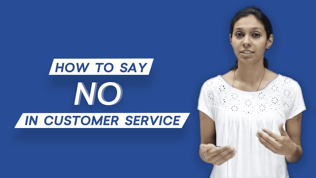 How to say no in customer service (with email templates for