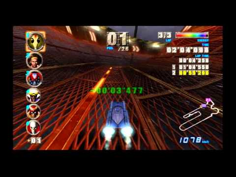 F-Zero GX: Perfect Score No Deaths Master Class All Cups GP Speed Run with Groovy Taxi