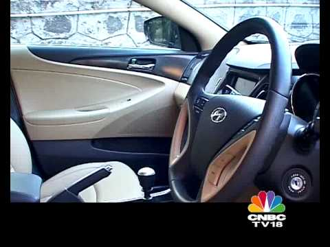 2012 Hyundai Sonata in India review