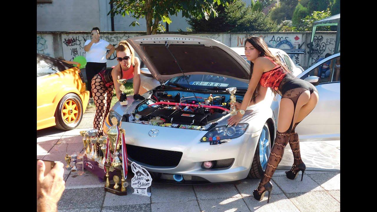 Mustang Car Shows