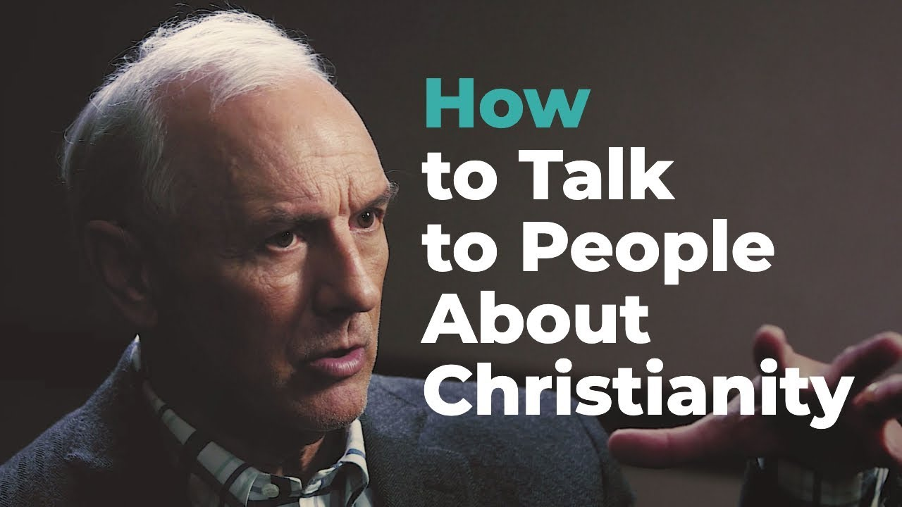 "Discussing ""Tactics"" with Greg Koukl: How to Talk to People About Christianity"