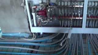 видео Какие трубы для водяного теплого пола лучше применить: расчет и монтаж коммуникаций