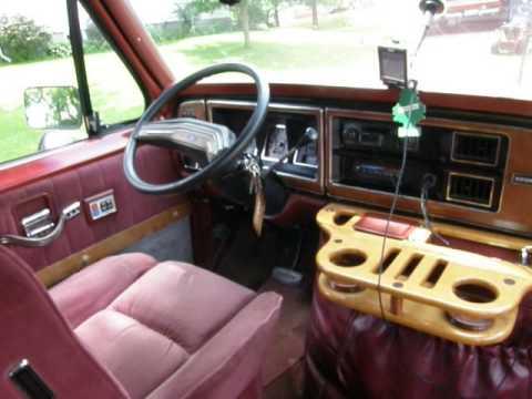 My 1987 Ford Econoline 150