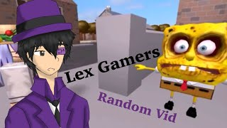 Introducing ~ The Lex Gamers (A Roblox Animation)