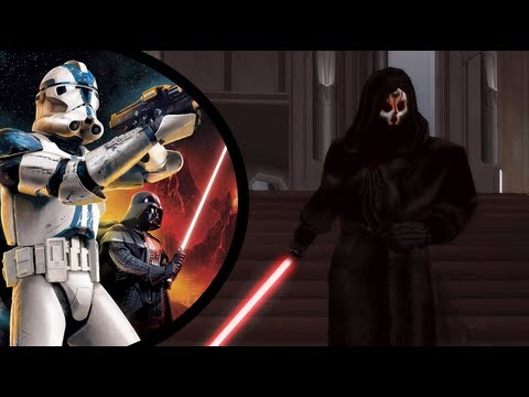 Star Wars Battlefront Ii Knights Of The Old Republic Ii