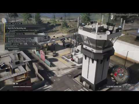 Tom Clancy's Ghost Recon Breakpoint Missions