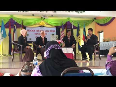 Pertandingan Forum Remaja Sek Men Peringkat Daerah SMK Kuala Kubu Bharu