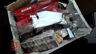 В Канске нашли склад поддельного алкоголя и сигарет