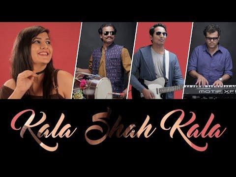 Kala Shah Kala - Bhavya Pandit | Feat Jai-Parthiv | Punjabi Folk Music
