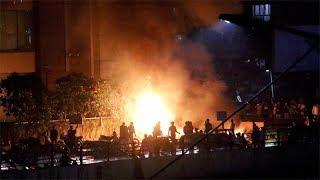 'Padmaavat' protest: Miscreants set vehicles ablaze, vandalise malls in Ahmedabad