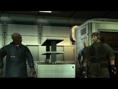 Metal Gear Solid 2: Sons of Liberty -Part 2-
