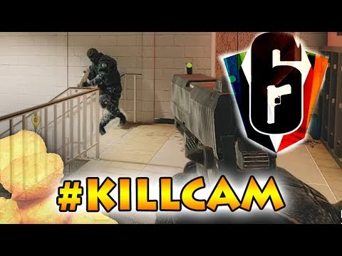 KILLCAM - RAINBOW SIX SIEGE [PC] [GER]
