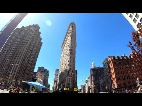 ⁴ᴷ⁶⁰ Walking NYC (Narrated) : 5th Avenue From Washington Square Park To Metropolitan Museum Of Art