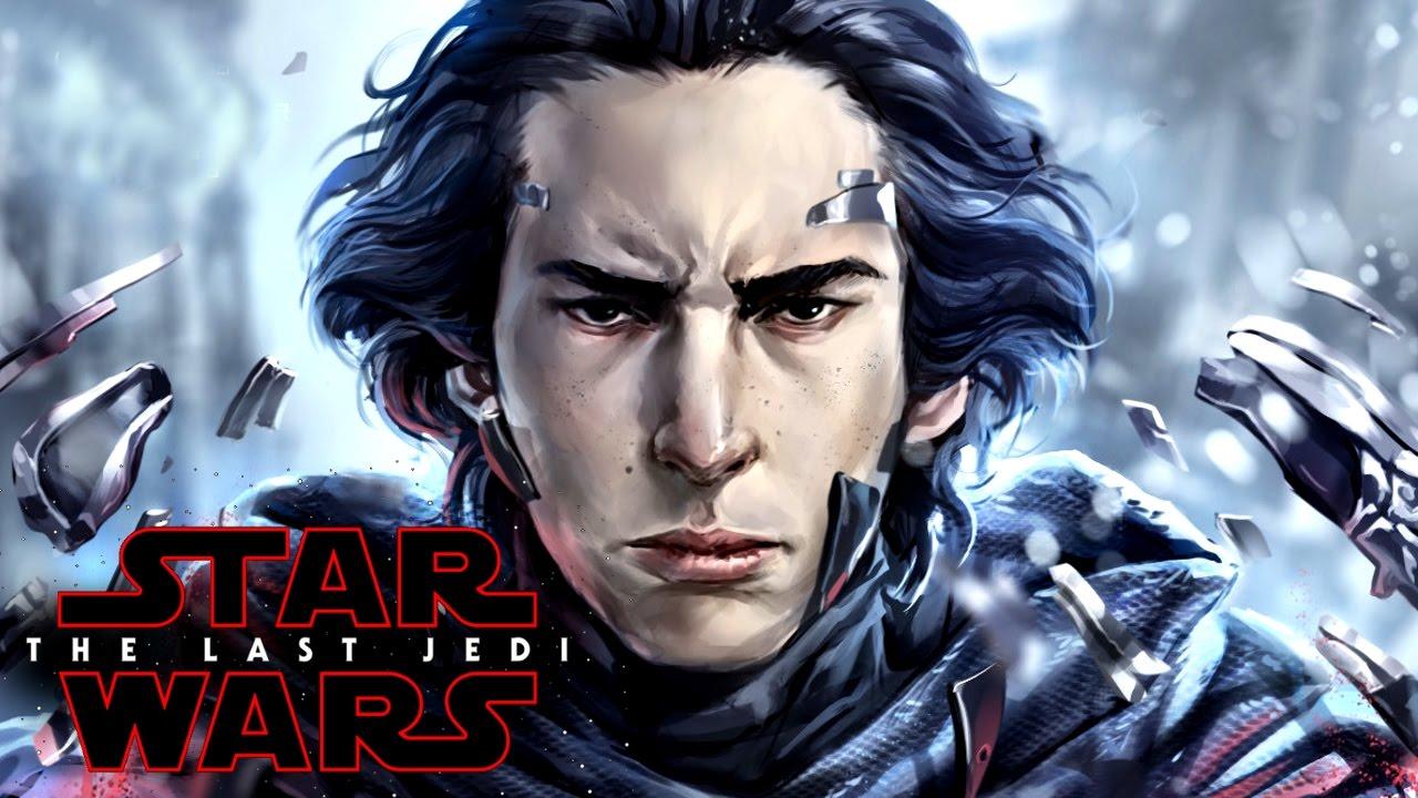 Star Wars Episode 8 The Last Jedi Kylo Ren's Feelings For Rey Revealed!