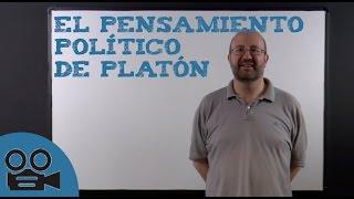 El pensamiento político de Platón