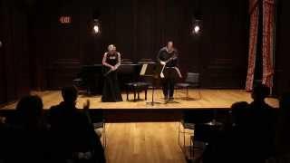 Lindsey Stein - Oboe - Senior  Recital