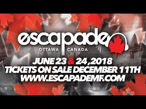 Escapade Music Festival After Movie 2017