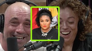 Joe Rogan Reacts to Lizzo's Lakers Game Thong