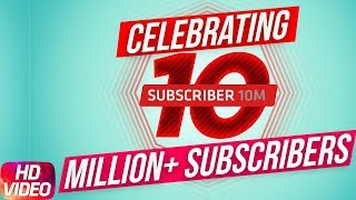 Celebrating 10 Million Subscribers | Speed Records | Bringing Music Alive