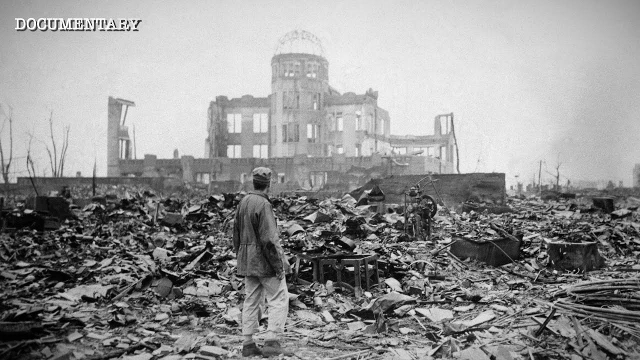 Hiroshima & Nagasaki Nuclear Attacks | First Atomic Bombing In ...