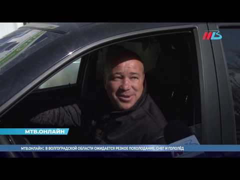 Дорогу на улице Симонова ремонтируют в Волгограде
