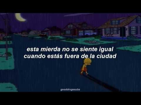 Lil Peep ft. xxxtentacion - Falling Down (Sub. Español)