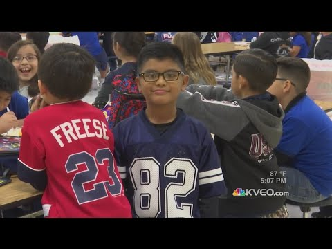 Red Ribbon Week at Paredes Elementary School