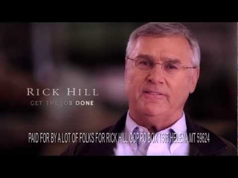 Rick Hill for Governor: Get the Job Done