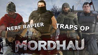 The Mordhau Experience