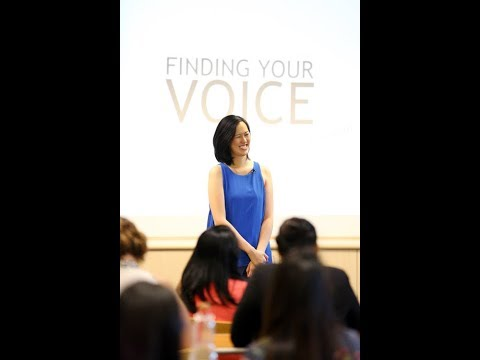 """""""Finding Your Voice"""" with Deb Liu, VP Platform, Facebook at Omidyar Network"""