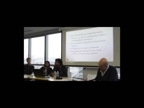 Part 13 :Conference Cadis/Berkeley on islamophobia, 14 december 2013 in paris