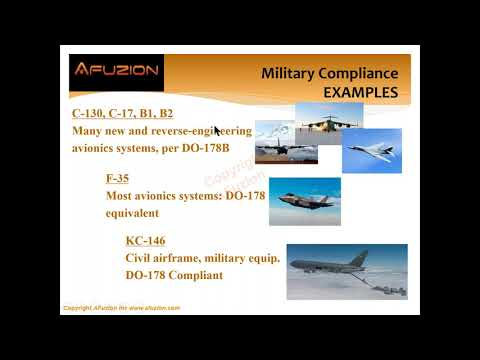 Winning Military Aviation Contracts Using DO-178C, DO-254, and ARP4754A