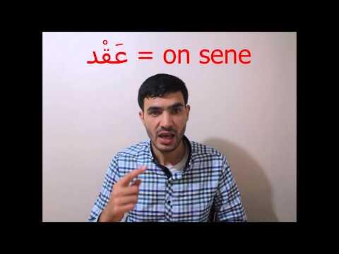 Arapça Zamanlar ve Mevsimler