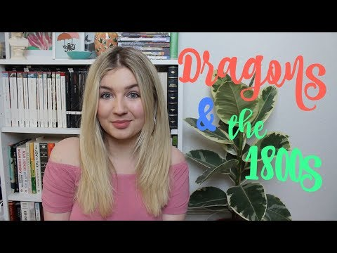 3 Book Recommendations | Dragons & the 1800s