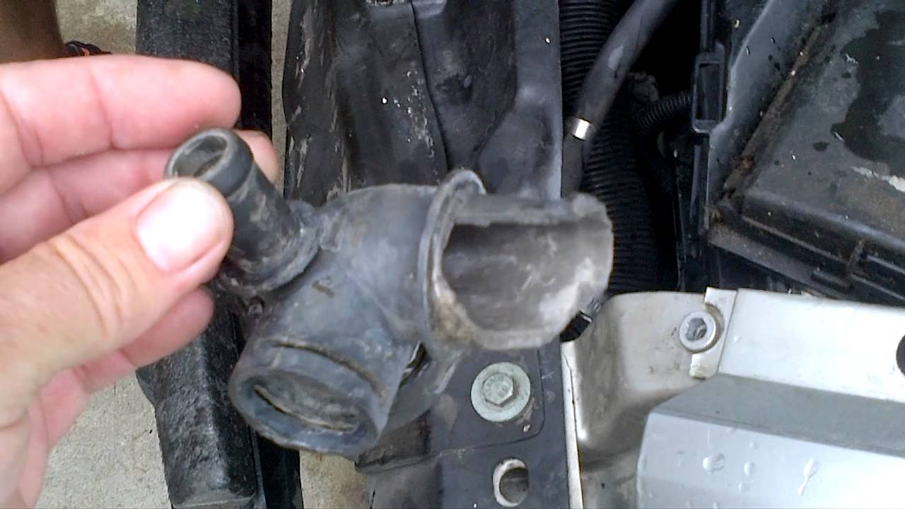 How To Fix 3 Way Hose Connector 1 8 Turbo Volkswagen
