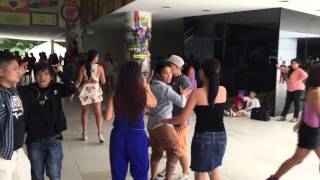 Fight broke out at Orchard