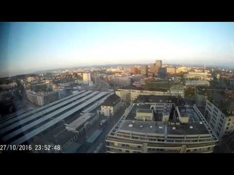 Day&Night@ Swiss Zurich