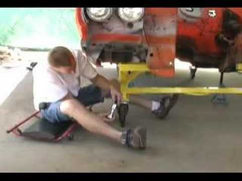 Mopar Car Dolly By Dutch Brothers Fabrication Youtube