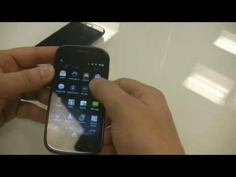 Nexus S Super Clear LCD video Preview ITA by HDblog
