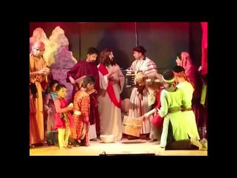 Christmas Skit | St Antony SMCC | Fazakerley Liverpool 2016 | Ephphatha