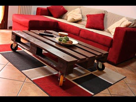 Tavolino con 4 cassette in legno tutorial doovi - Costruire tavolino ...