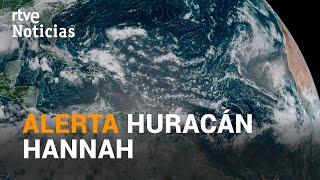 EL HURACÁN HANNA toca tierra en TEXAS y AMENAZA DOS ISLAS DEL CARIBE I RTVE